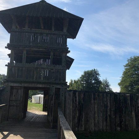 Archaologisches Freilichtmuseum Gross Raden