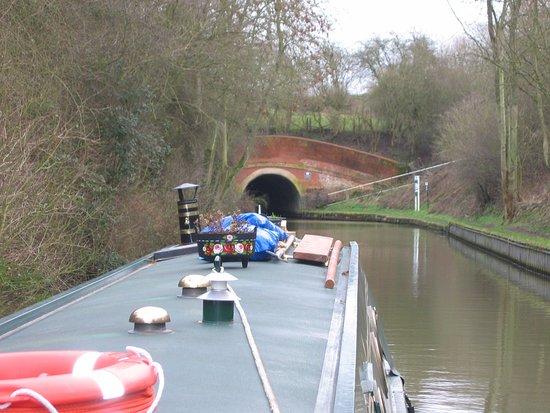 Braunston, UK: The Tunnel Entrance