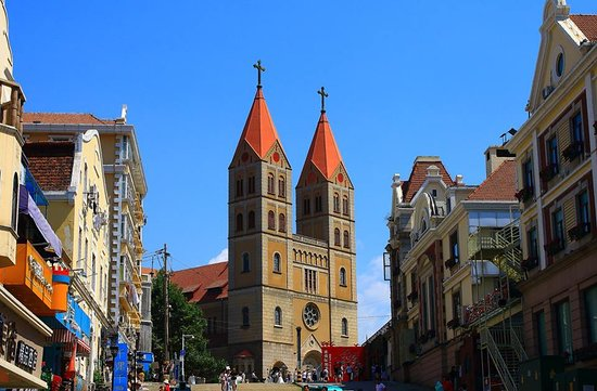 Qingdao Catholic Church