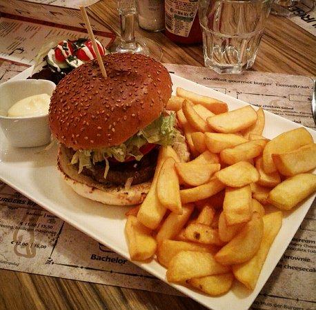 Huis Der Burgers: Lamb hamburger