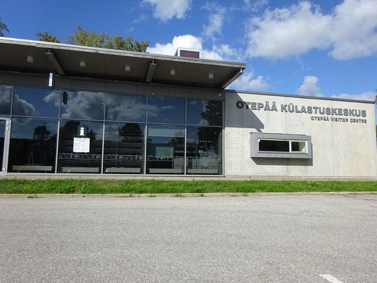 Otepaa Tourist Information Centre