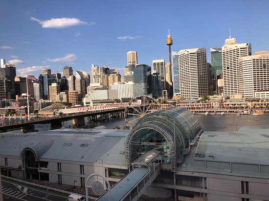 Novotel Sydney on Darling Harbour Photo