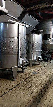 Nulles, España: le cisterne moderne