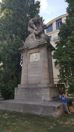 Denkmal Rudolf Virchow