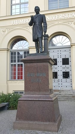 Denkmal Andreas Christian Gerlach