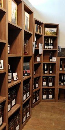Nulles, España: il negozio