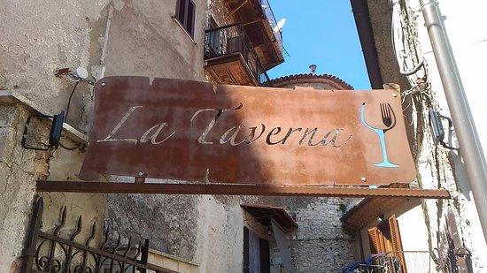Rocca Massima, Italia: Entrata