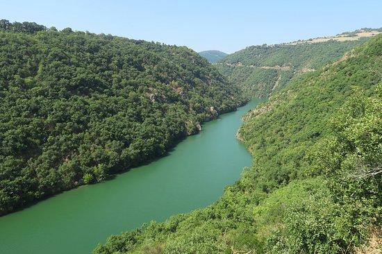 Saint-Rome-de-Tarn, Frankrike: Le Tarn vu de haut