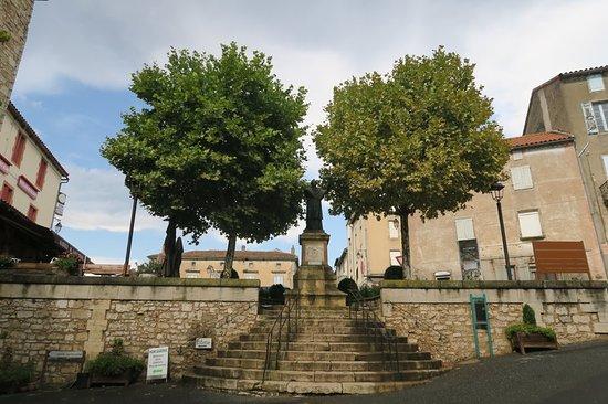 Saint-Rome-de-Tarn, Frankrike: Le village de St Rome