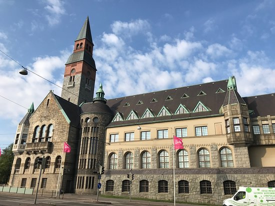 متحف فنلندا الوطني