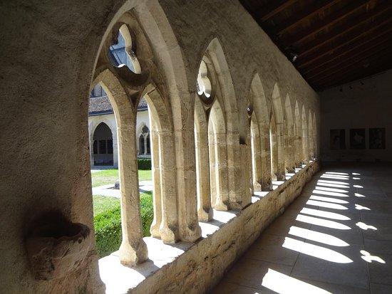 Cloître de St-Ursanne
