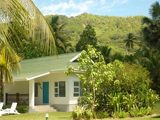 Anse Forbans, Seychellerne: chalet