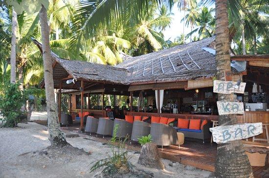 Pulau Bangka, Indonesia: Restaurant