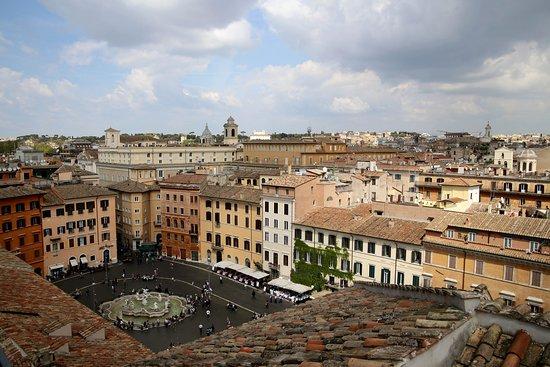 Terrazza Borromini Via Di Santa Maria Dell Anima 30 A Roma