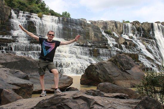 Pongour Falls: man kann wirklich schöne Bilder machen