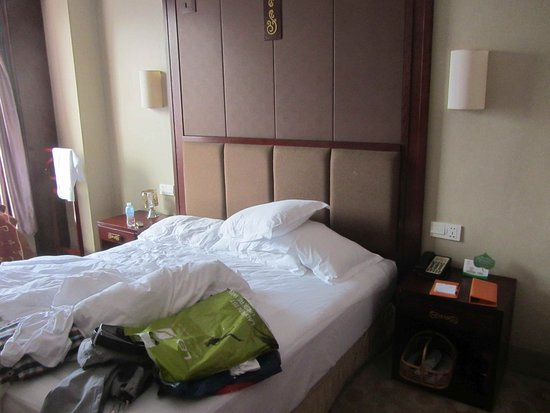Nanping, Chine : Good bed