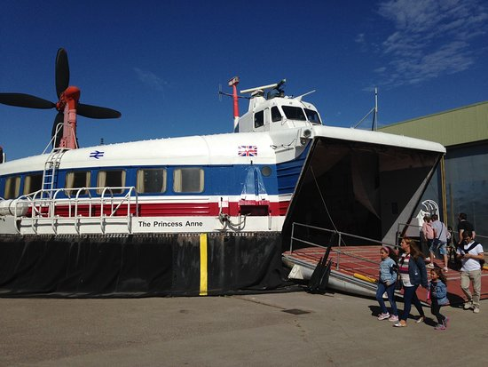 SRN4 - Picture of The Hovercraft Museum, Lee-on-the-Solent - Tripadvisor