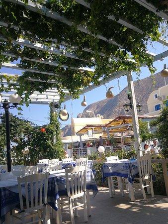 Kameralny grecki hotel