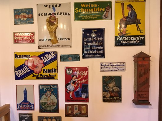 Grafenau, Jerman: Schnupftabakmuseum