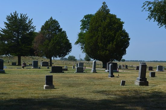 Bridgeport, NE: the cemetary