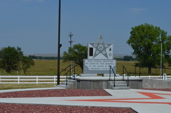 Bridgeport, NE: The Memorial