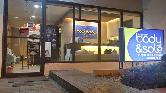 Body and Sole Spa Ortigas