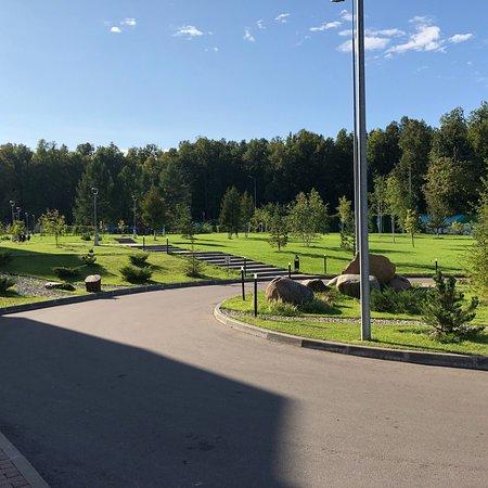 Krasnoye Selo, روسيا: Σεπτέμβριος 2018