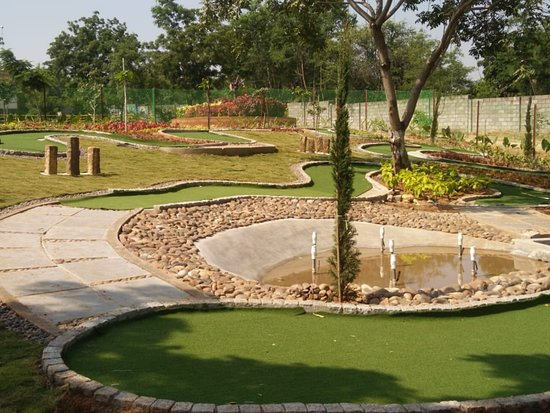 ‪Pazzo Mini Golf Hyderabad‬