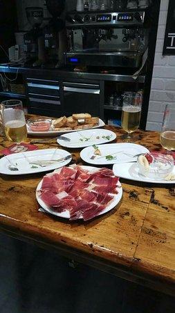 Province of Zaragoza, Spanyolország: Buenas tapas