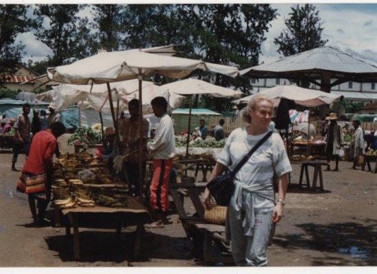 Il mercato di Moramanga