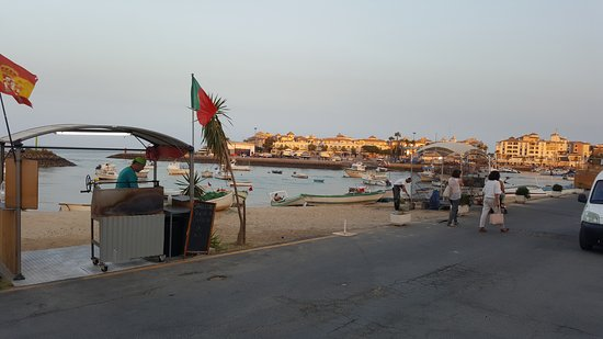 Punta del Moral, Spanyol: Brasas