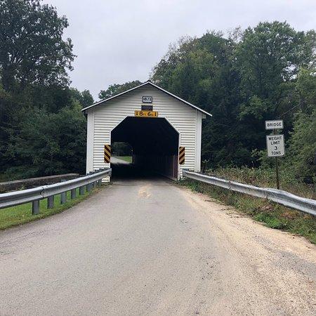 McGees Mills Covered Bridge