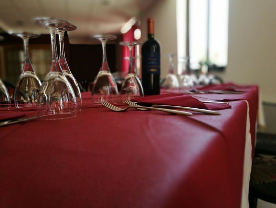 Decollatura, Italia: Alcuni colori del ristorante