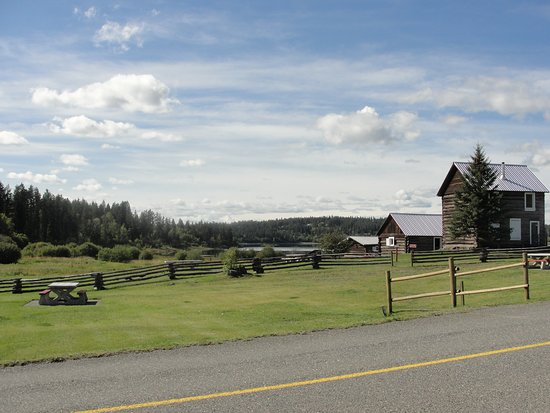 108 Mile Ranch, Kanada: Heritage site