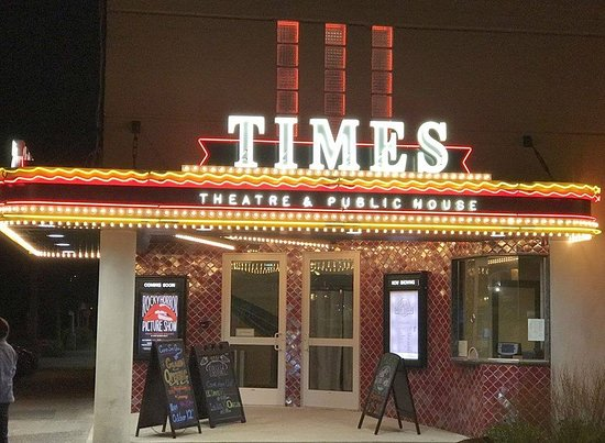 Seaside, OR : The New TIMES Theatre! It's alive again!