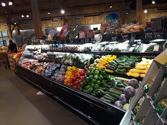 Vegetables And Fruit Picture Of Richardson Farms Of White Marsh Tripadvisor