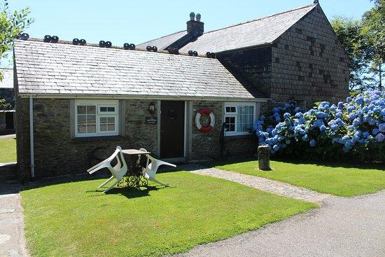 Pelynt, UK: Mariner's bungalow cottage