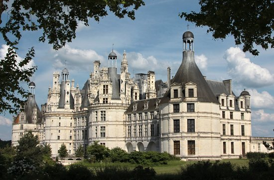 Château de Chambord : Chateau Chambord