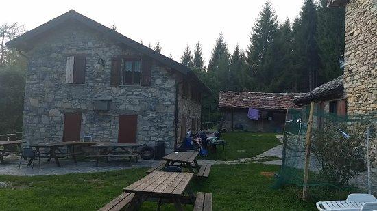 Sala Comacina, Италия: Agriturismo Alpe di Sala