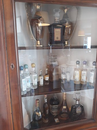La Sirena: Liquori