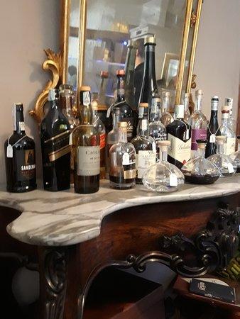 La Sirena: Liquori e grappe