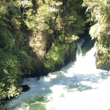 Okere Falls, ניו זילנד: photo0.jpg