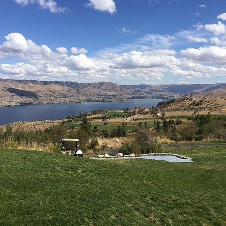 Chelan, WA: Bear Mountain Golf Course