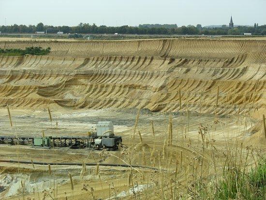 Grevenbroich, Jerman: afgraving