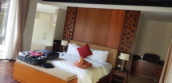 Tulikup, Indonezja: Hotel room