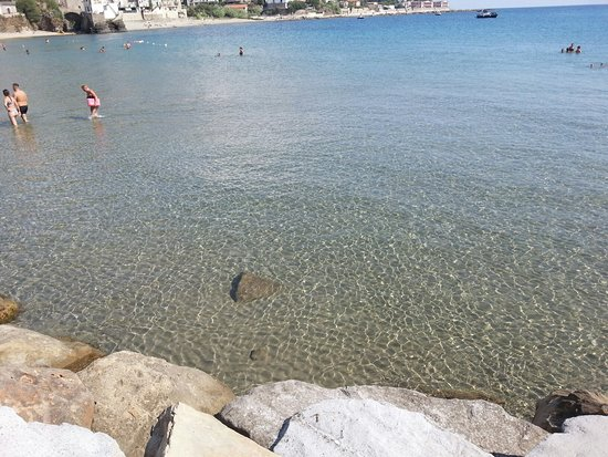 In spiaggia ad Acciaroli