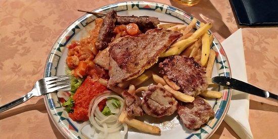 Povile, كرواتيا: mix 5 druhů mas