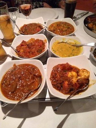 Windlesham, UK: Great food. Loved the Daal