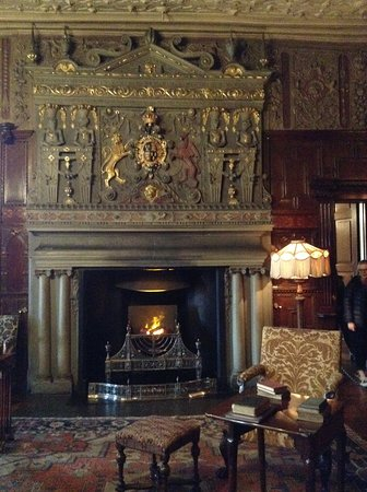 One Of The Most Beautiful Fireplaces In The House Picture Of Lyme