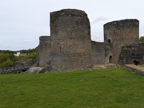 Cilgerran, UK: The castle